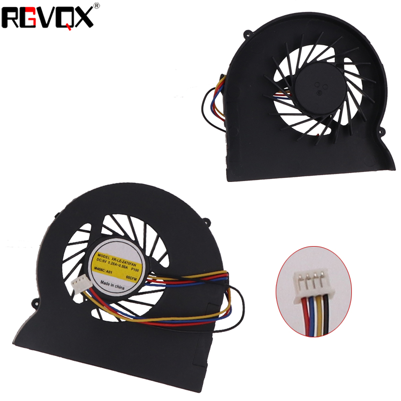 New Laptop Cooling Fan For Lenovo Z470 AB7205HX GC1 Replacement Cooler in Fans Cooling from Computer Office