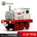 De Metal fundido a presión Thomas y Amigos Tren de Una Pieza Megnetic STANLEY Trackmaster Tren Juguetes The Tank Engine Juguetes Para Niños Kids