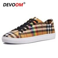 Fashion Shoes Men Canvas Summer Sneakers Men Shoes New 2018 Stripe Gridding Colorful Mesh Shoe For Man Zapatillas Hombre Casual