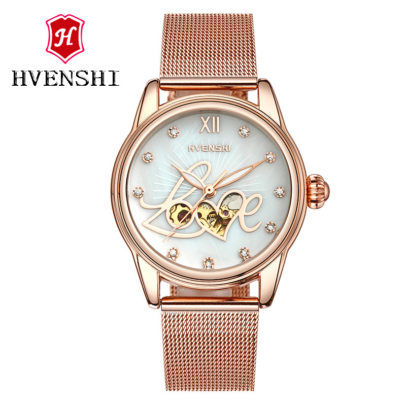 2019 Luxury Brand lady Watch Women Dress Watch Fashion Rose Gold Quartz Watches Female Stainless Steel Wristwatche2019 Luxury Brand lady Watch Women Dress Watch Fashion Rose Gold Quartz Watches Female Stainless Steel Wristwatche