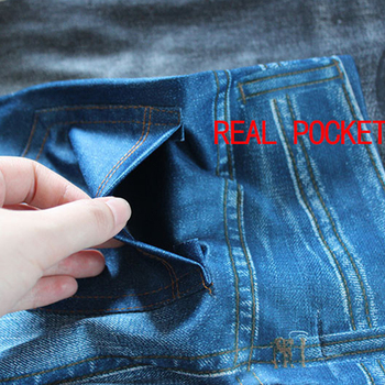 Gtpdpllt S-XXL Women Fleece Lined Winter Jegging Jeans Genie Slim Fashion Jeggings Leggings 2 Real Pockets Woman Fitness Pants 5