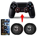 Jelly PROCAP For Dualshock 4 PS4 Controller Skull Ghost Thumb Stick Grip Protector Cover Buttons in Retail Package