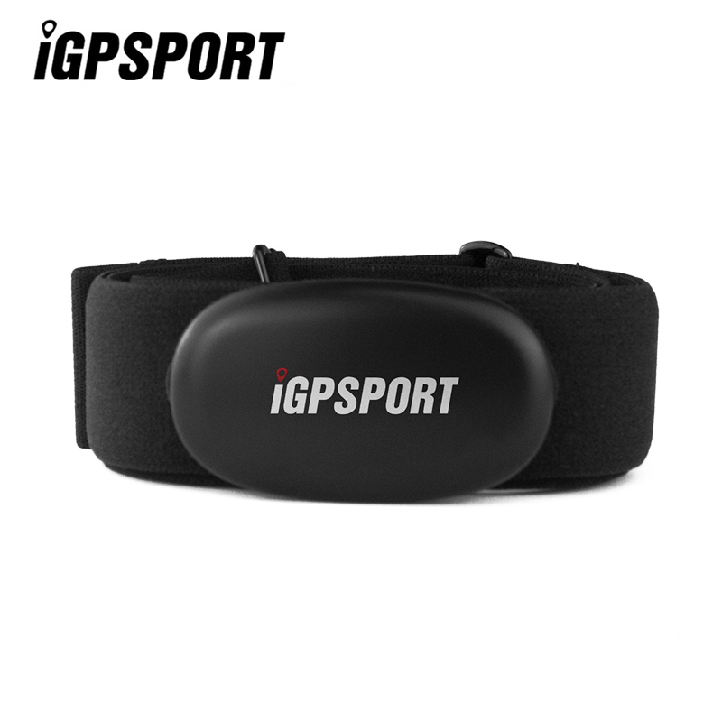 iGPSPORT HR35 Dual Band Ant+ Heart Rate Monitoring Chest Strap Bicycle Computer Bluetooth Fitness Cycling Speedometer IN STOCK win max body exercising fitness step band chest developer red black