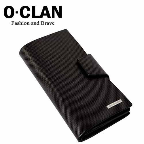 OLDCLAN  Free Shipping + Classic Dress Wallet + Travel Organizer + Men's Travel Wallet + 100% Genuine Leather OWM010005-3