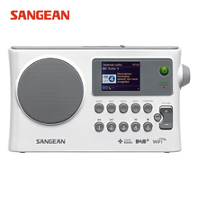 Sangean wfr-28c Интернет Радио/dab +/FM-RDS/USB Сетевой музыкальный проигрыватель цифровой приемник