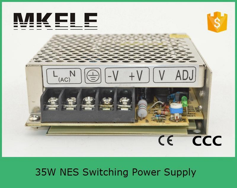 low ripple noise 48v NES-35-48 0.7A 35W Single Output Adjustable Switching power supply for LED Strip light AC-DC Converter lizard сандали nes 35 fire