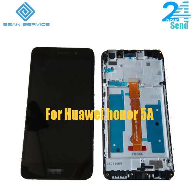 US $19 69 | For Huawei Honor 5A Y6II CAM L23 CAM L03 CAM L21 LCD  Display+Touch Screen Digitizer Assembly Replacement +Frame Original 5 5