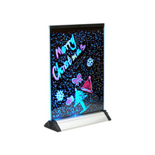 2017 Rushed Promotion Sign Centch A4 Led Light Box Sign Posters Advertising Products Hot Sale New Arrival