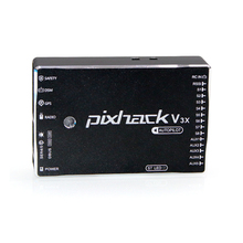 цена на CUAV Pixhack V3 flight controller PIX Open Source for FPV Drone Quadcopter Helicopter RC parts whole sale free shipping