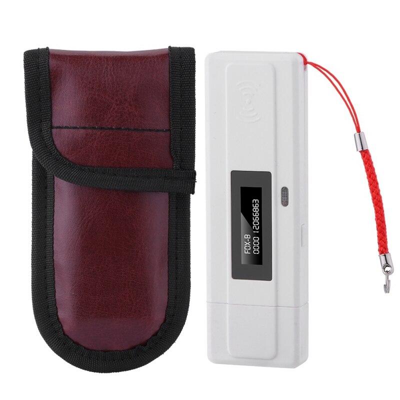 ISO11784/85 Mini FDX-B EMID RFID lecteur Portable Scanner de micropuce pour animaux de compagnie lecteur de puces pour animaux de compagnie