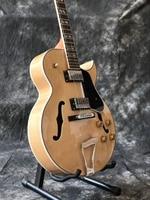 Custom shop. hollow body jazz electric guitar custom 60 gitaar, musical instruments guitarra,vibrato system