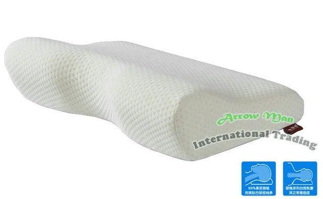 Memory Foam Kussen : Natuurlijke magneet therapie kussen trage rebound memory foam