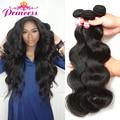 Queen Weave Beauty Brazilian Virgin Hair Body Wave  4 Bundles Brazilian Body Wave Aliexpress Brazilian Hair Weave
