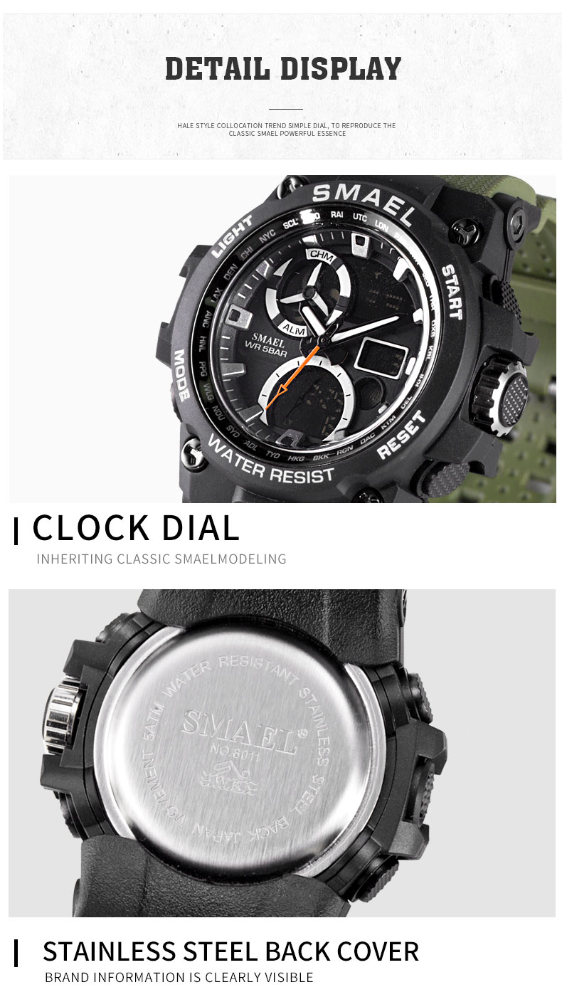 7.men watch waterproof