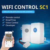 2pcs Broadlink SC1 Wifi Controller Smart Home Automation Modules IOS Android Phone APP Wireless Remote Controlled