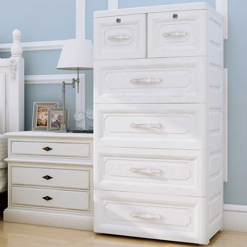 Multi-function Wardrobe Fabric Folding Cloth Storage Cabinet DIY storage boxes bins Reinforcement Wardrobe Closet in bedroom