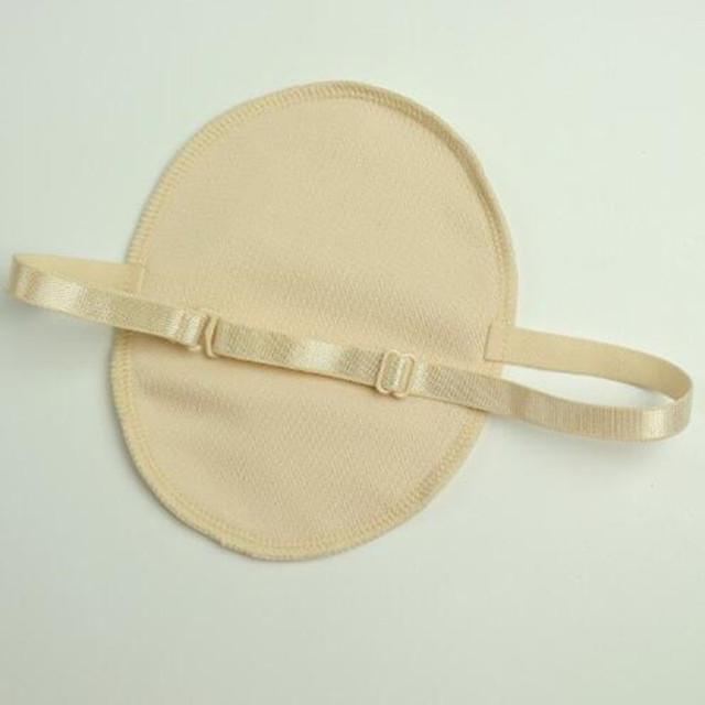 2pcs/lot Reusable Women Washable Underarm Armpit Sweat Pads Perfume Absorbing Anti Perspiration Deodorant Fragrance