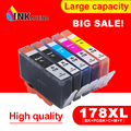 INKARENA 178 чернильный картридж Замена для HP 178 XL для HP178 Photosmart C5300 C5383 C309 C310 C410 D5468 D5463 D5460 принтер