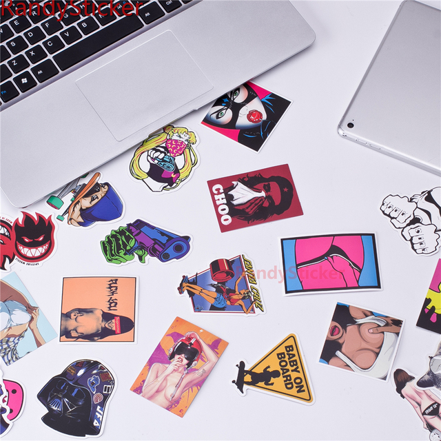 Stylish Funny Cool Stickers
