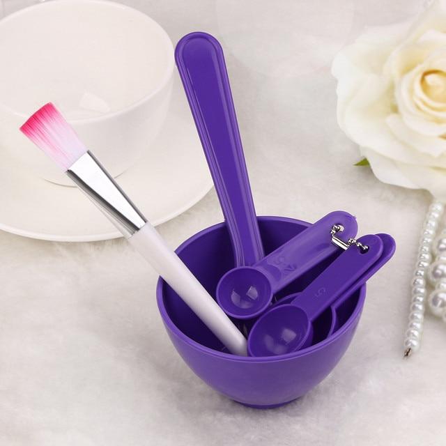 4 in 1 Set Women Facial Beauty Professional Kits Tools 4