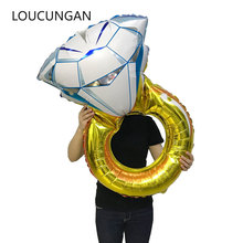 hot deal buy wedding decoration balloon bride to be wedding festive event party diy decorations balloon birthday bachelorette party supplies