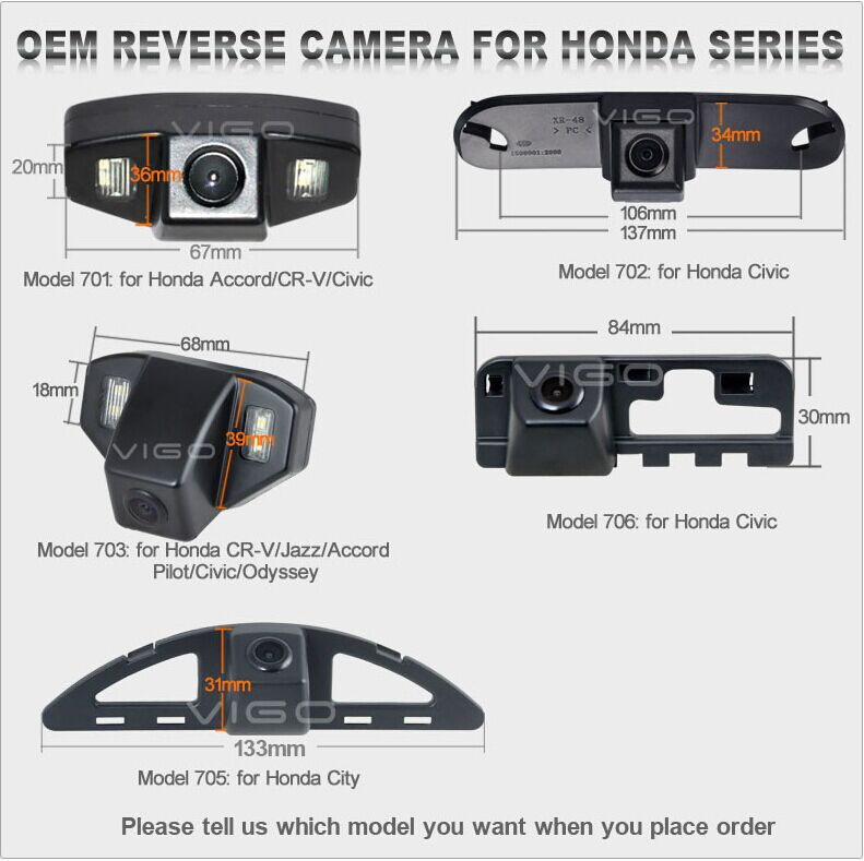 popular accord reverse camera buy cheap accord reverse camera lots from china accord reverse. Black Bedroom Furniture Sets. Home Design Ideas