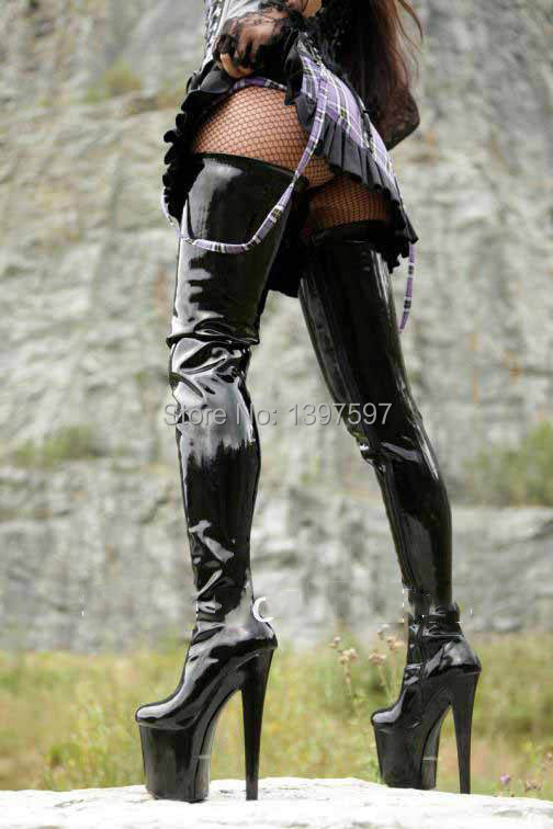 Mens fetish clothing and boots