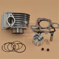 STARPAD For GY6 100 small pin heroic sets of cylinder combination 100 sets of cylinder piston ring combination