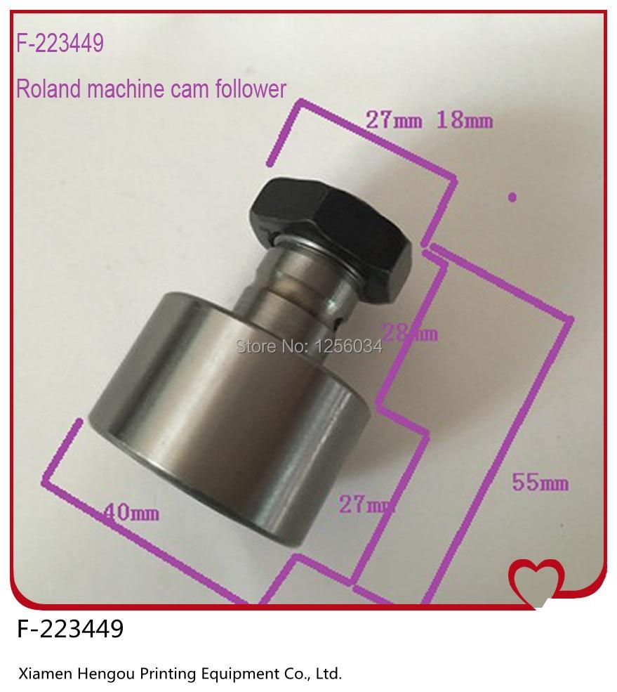10 pieces roland machine cam follower F-223449, roland 700 spare parts