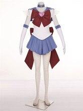 Supers Sailor Moon anime cosplay Tomoe Hotaru Sailor Saturn cosplay mujer de halloween trajes