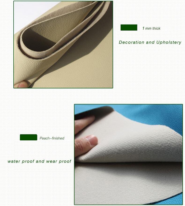 1 mm debele usnjene tkanine iz usnja, usnjene avtomobile, usnjene - Umetnost, obrt in šivanje - Fotografija 5
