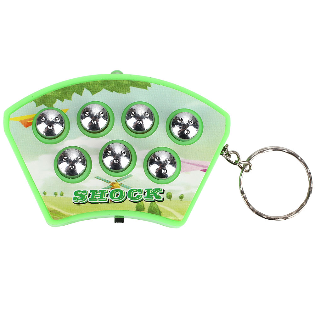 SHOCKING FLASHLIGHT shock novelties gag party toys novelty light pratical joke