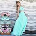 Womens Lady Maxi Sexy Dress Ball Prom Gown Formal Bridesmaid  Long Dress