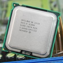 INTEL XEON L5430 775 Processor INTEL L5430 CPU 771 to 775 2 660GHz 12MB 1 Quad