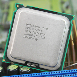 INTEL XEON L5430 775 Processor INTEL L5430 CPU 771 to 775 (2.660GHz/12MB/1/Quad Core) LGA775 775 motherboard warranty 1 year