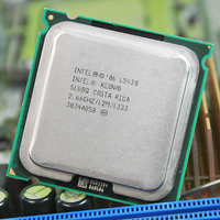 INTEL CORE L543 0 LGA 775 Processor 771 To 775 2 660GHz 12MB 1333MHz Quad Core