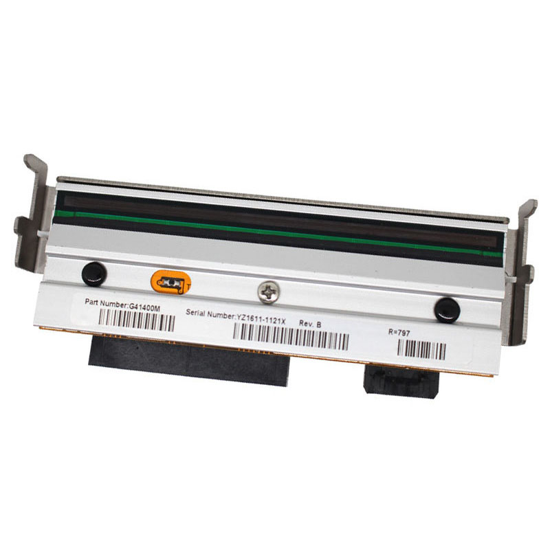 Новая совместимая термопечатающая головка для принтера штрих-кода Zebra S4M 203dpi Номер детали G41400M