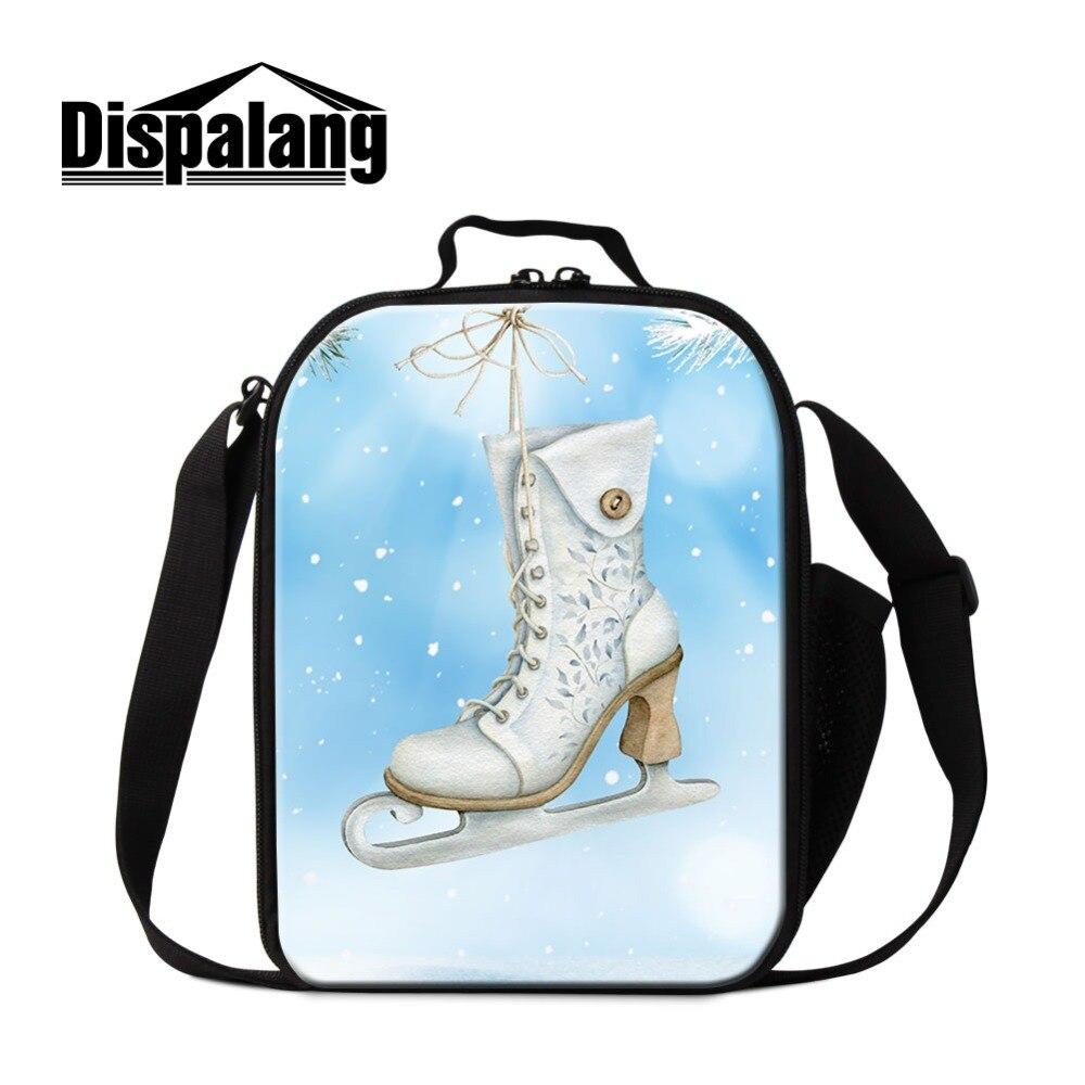 Dispalang Beste Skating Gedruckt Auf Kühler Mittagessen Taschen Isolierte Lebensmittel Tasche Für Büro Mittagessen Pack Für Erwachsene Mahlzeit Container Für Jungen