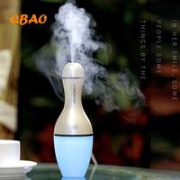 Bowling Bottle Humidifier USB 5V Led Light Aroma Diffuser Mist Maker