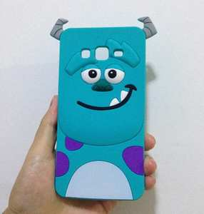 For Samsung Galaxy Grand Prime G530 G5308 SM G530H 3D Cartoon Cute Sulley Monsters