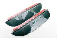 Porta Espelho Retrovisor lateral Sol Guarda Chuva Defletor Capa 2 pcs Para Toyota Land Cruiser Prado FJ150 2010-2015