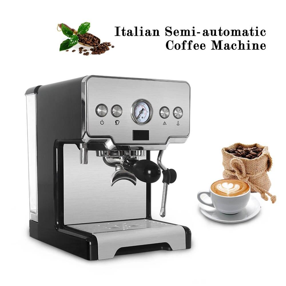 15 Bar Semi-automatic Espresso