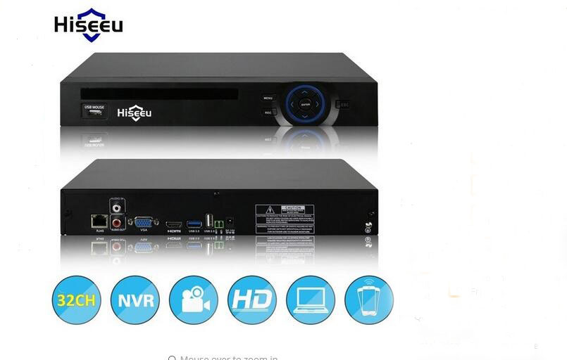 H.264 2HDD 24CH 32CH CCTV NVR 720P 960P 1080P 3M 5M DVR Network Video Recorder Onvif 2.0 for IP Camera 2 SATA XMEYE P2P Cloud ssicon h 264 full hd 32ch 1080p cctv nvr 32channel security network recorder p2p onvif xmeye app support wifi 3g rtsp