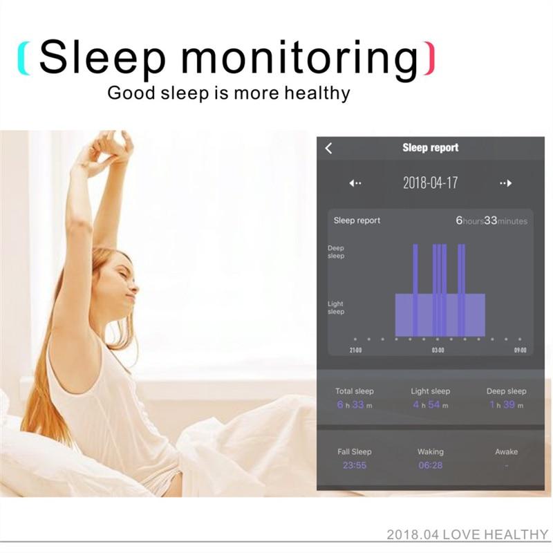NEW Outdoor sport color screen smart Watch Bracelet QS100 multi motion mode heart rate monitoring information IP67 smart Watch