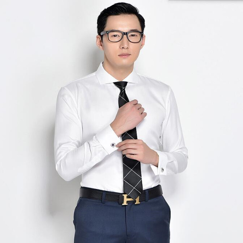 Compare Prices on Best White Dress Shirt- Online Shopping/Buy Low ...
