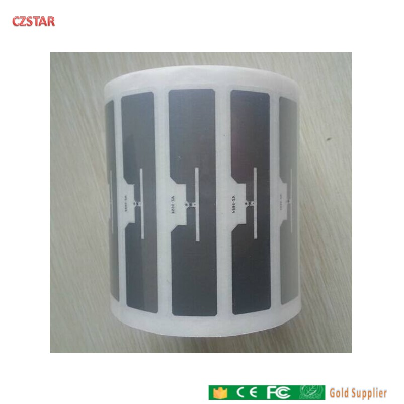 30pcs/lot UHF Alien H3 9654 Wet Inlay Tag EPC 6C Sticker 915mhz 868mhz 860-960MHZ Higgs3 Adhesive Passive RFID Long Rang Label