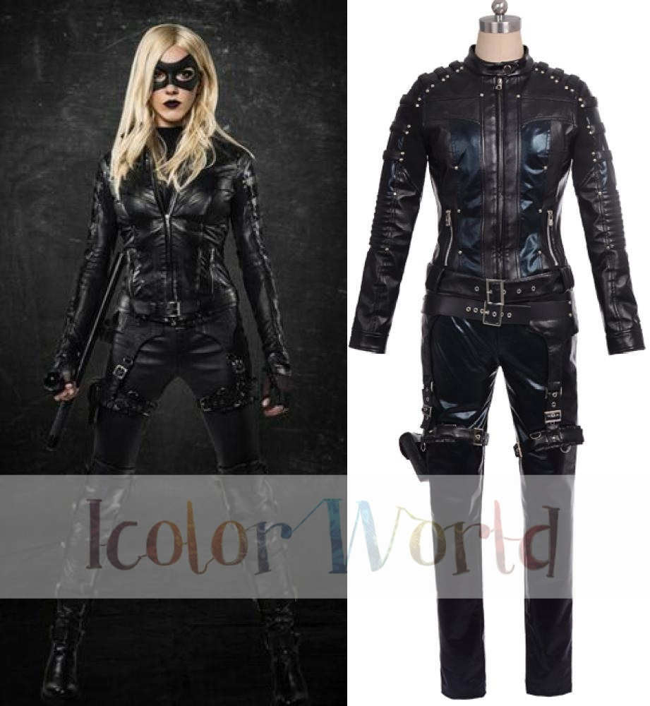 Arrow Black Canary Laurel Lance Green Arrow Cosplay Costume-in Movie u0026 TV costumes from Novelty u0026 Special Use on Aliexpress.com | Alibaba Group & Arrow Black Canary Laurel Lance Green Arrow Cosplay Costume-in Movie ...