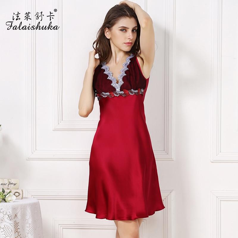 silk woman   nightgown   2019 lace long silk wedding plus women   nightgowns     sleepshirts   sexy silk nightwear sexy sleepwear