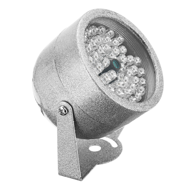 Safurance Invisible Illuminatoring 850NM infrared 48 LED IR Lights For CCTV Security Camera Home Safety