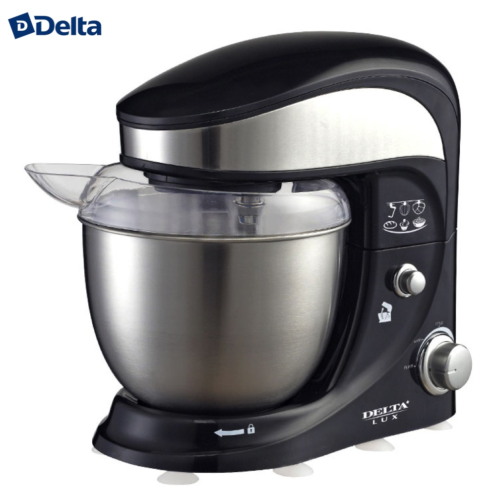 Food Mixers Delta 0R-00003460 Mixer for kitchen Appliances for home DL-5070P electric planetary dough with bowl food mixers delta 0r 00003459 mixer for kitchen appliances for home dl 5070p electric planetary dough with bowl